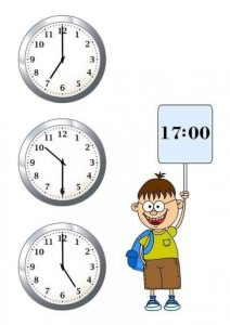 time worksheets (1)