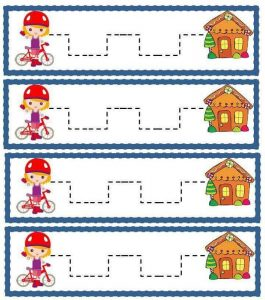 trace the lines worksheets for kids (3)