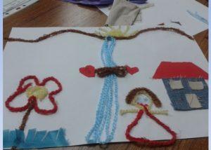 yarn group activity for school