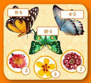 butterfly-subtrsction
