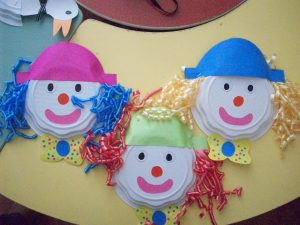 plate-clown-craft-ideas
