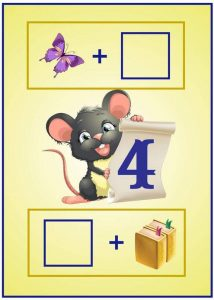 addition activities for child