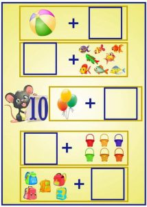 addition games for child