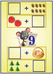 addition math learning games for child