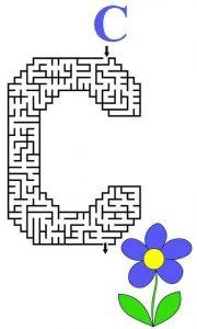 alphabet maze free sheet (52)