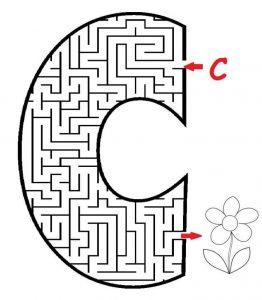 alphabet maze free sheet (6)