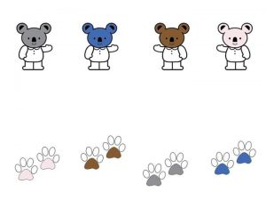 bear color activities for kids