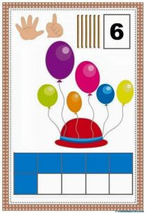 birthday themed number printabes (6)