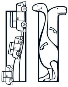bookmark coloring pages (8)