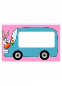 bugs bunny name tag template (1)