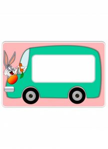 bugs bunny name tag template (2)