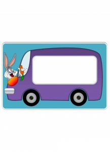 bugs bunny name tag template (3)