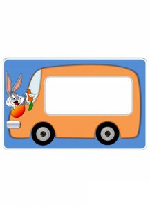 bugs bunny name tag template (4)