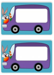 bugs bunny name tag template (6)