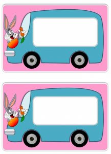 bugs bunny name tag template (8)