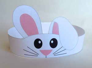 bunny-paper-crown-craft