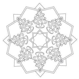 christmas mandalas coloring (11)