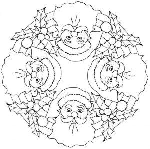 christmas mandalas coloring (14)