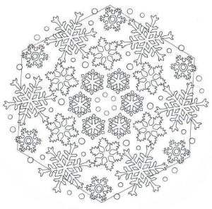 christmas mandalas coloring (19)