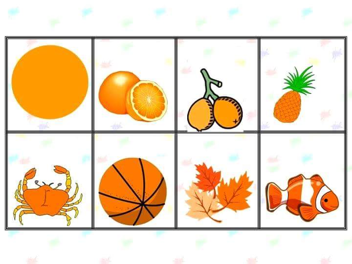 colour cards for toddlers 1 - Pictures To Colour For Toddlers