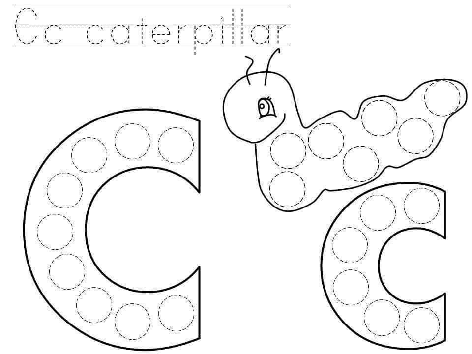 Dot Alphabet Worksheets : Dot art alphabet pictures to pin on pinterest daddy