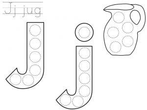 do-a-dot-letter-j-printable