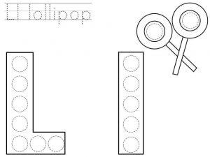 do-a-dot-letter-l-printable