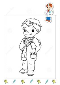 doctor-coloring-page