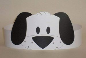 dog-paper-crown-craft