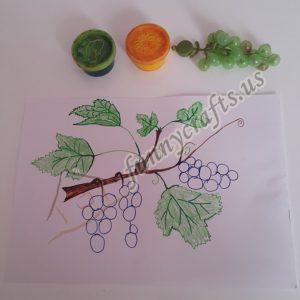 finger-print-grape