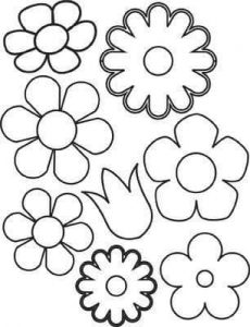 flowers-coloring-page-for-kids-1