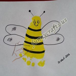 footprint-bee-activities