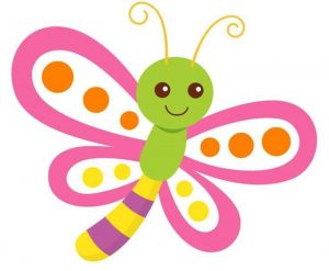 free butterfly printables (4)