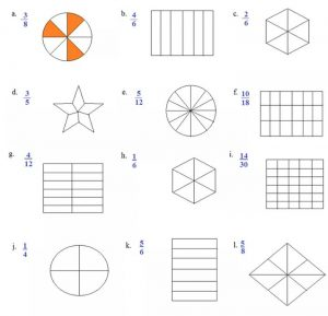 free fraction worksheet (6)