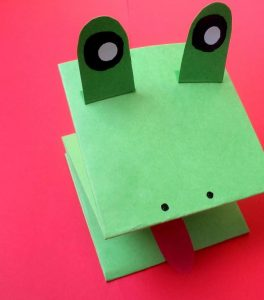 frog-paper-puppe-craft