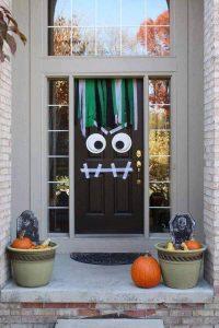 halloween-door-craft