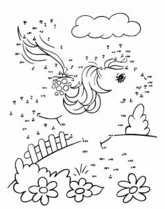horse-mathematical-coloring-pages