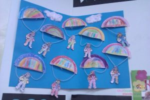 kite-paper-plate-bulletin-board-ideas-2