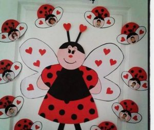 ladybug door decorations (1)