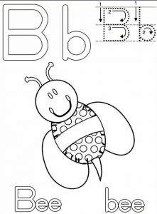 letter-b-handwriting-worksheets