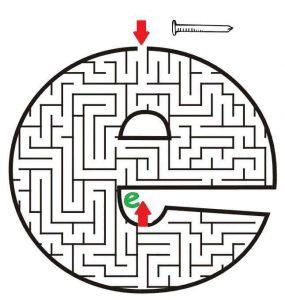 letter E maze (3)