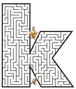 letter L maze (2)