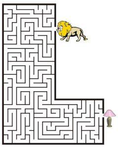 letter L maze (4)