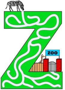 letter Z maze (1)