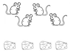 mouse color activities for kids