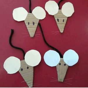 mouse-paper-crafts-for-kids