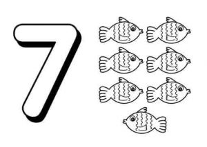 number-seven-flashcads