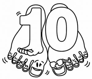 number-ten-coloring-pages