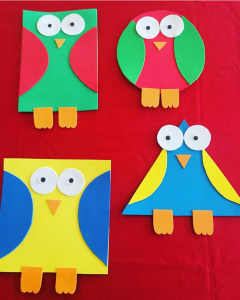 owl-shapes-craft