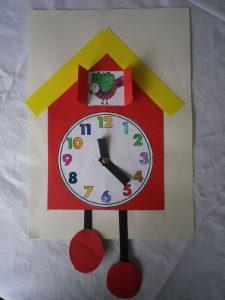 paper-clock-project